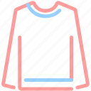 clothes, clothing, home wear, shirt, sleepwear, tshirt, wear icon