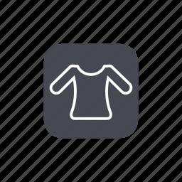 fashion, tops icon