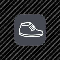fashion, shoes icon