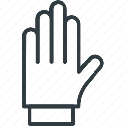 cotton gloves, driving gloves, fashion gloves, hand gloves, sports gloves, winter gloves icon
