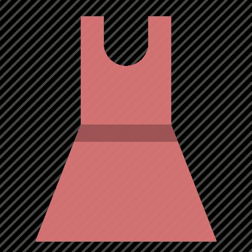 clothes, dress, fashion, wear, woman icon