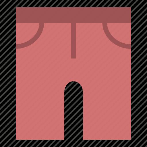 clothing, fashion, pant, short, wear icon
