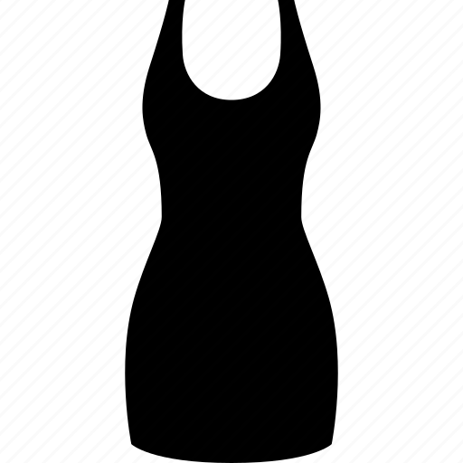Cocktail, dress, frock, gown, mini, short icon - Download on Iconfinder
