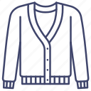 cashmere, knitted, cardigan, knit icon