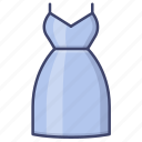 dress, evening, fashion, gown icon