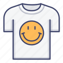 fashion, shirt, t, tee icon