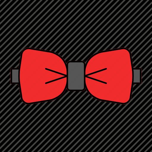 bowtie, necktie, tie icon