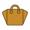 bag, handbag, luggage, satchel icon