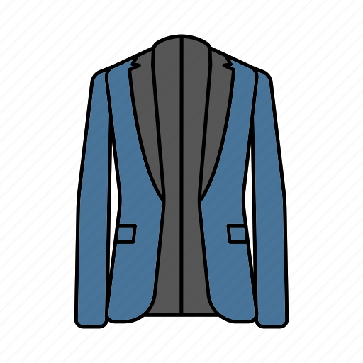 formal, gentleman, suit, tuxedo icon