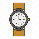 smartwatch, watch, wristwatch icon