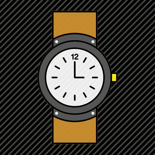 smartwatch, watch, wristwatch icon