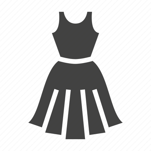 clothes, clothing, dress, fashion, gown icon