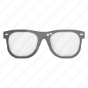 eyewear, glasses, goggles, shades, spectacles, sunglasses icon