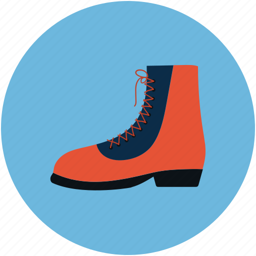 boot, fashion, footwear, hipster boot, lace boot, shoe, strap shoes icon