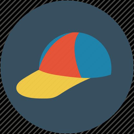 cap, fashion cap, hat, sports cap, sports hat, sun cap icon