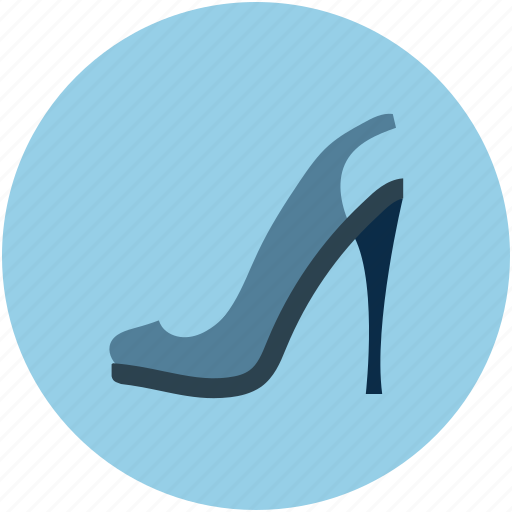 fashion shoes, heel, heel sandal, lady heel sandal, lady shoes, stiletto heel sandal icon