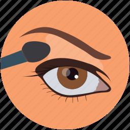 eye beauty, eye bright pencil, eye brushes, eyebling, eyeshadow, makeup fashion icon