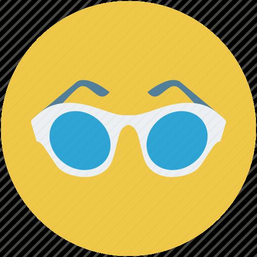 fashion glasses, glare glasses, make up glasses, spectacles, sun glasses icon