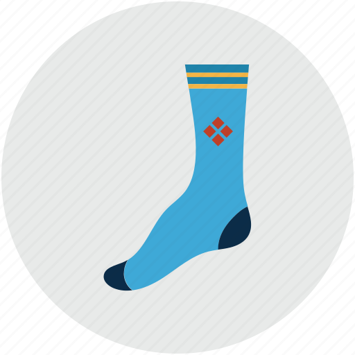 dress, fashion, fashion sock, footwear, socks icon