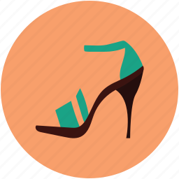 fashion shoes, heel, lady heel shoes, lady shoes, stiletto heel, stiletto heel shoes icon
