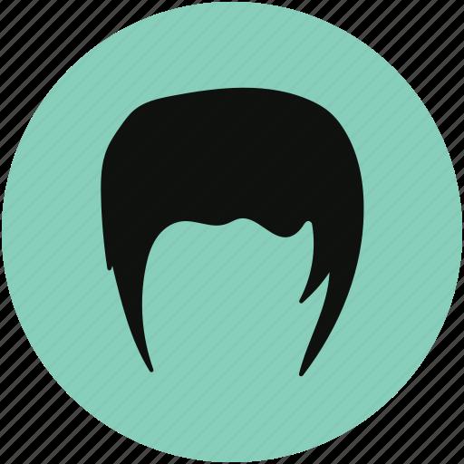 artificial hair, artificial vig, hair style, hair vig, hair wig, women's vig icon