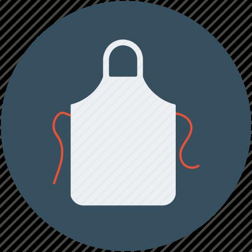 apron, beauty apron, beauty robe, kitchen apron, kitchen robe, lady apron, protective napkin, smock apron icon