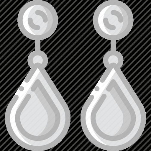 accessorize, accessory, earings, fashion, jewelry icon