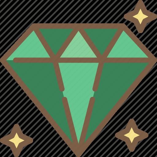 accessorize, accessory, diamond, fashion, jewelry icon