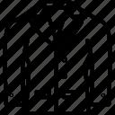 cloth, formal, men, style, suit, uniform icon