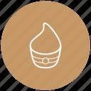 cake, cupcake, fast food, food, street food icon