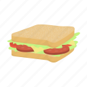 burger, cafe, cooking, fast food, food, restaurant, sandwich icon