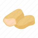 cafe, cooking, fast food, food, nuggets, restaurant icon