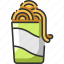 chinese, cuisine, food, japanese, noodle, noodles, pasta icon