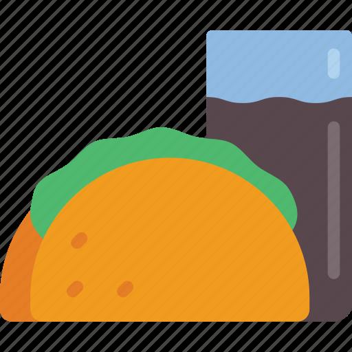 fast, food, tacco, take away, takeaway icon