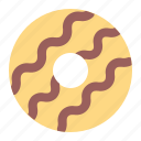 dessert, donuts, food, junk icon