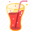 beverage, bottle, drink, fizzy, mineral, sparkling, water icon