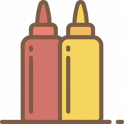 fast, food, sauces, take away, takeaway icon