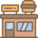 fast, food, take away, takeaway icon