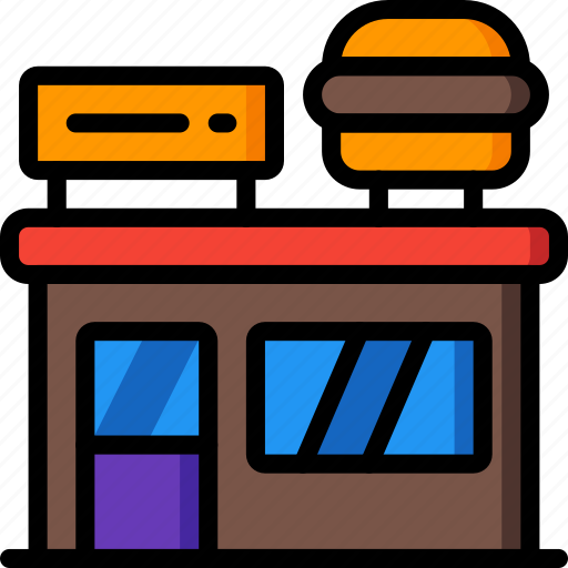 fast, food, take away, takeaway icon