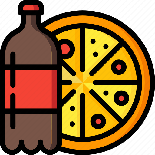 drink, fast, food, pizza, take away, takeaway icon