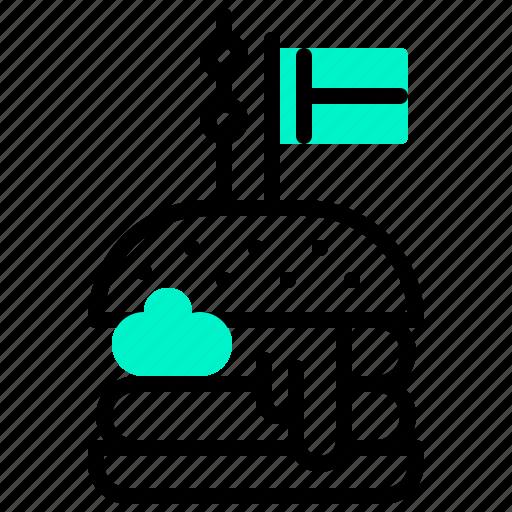 Burger, fastfood, food, hamburger icon - Download on Iconfinder