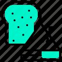 bread, fastfood, food, sandwich icon