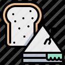 bread, fastfood, food, sandwich