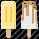cream, dessert, fastfood, food, ice, pop