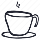 break, cafe, coffee, cup icon