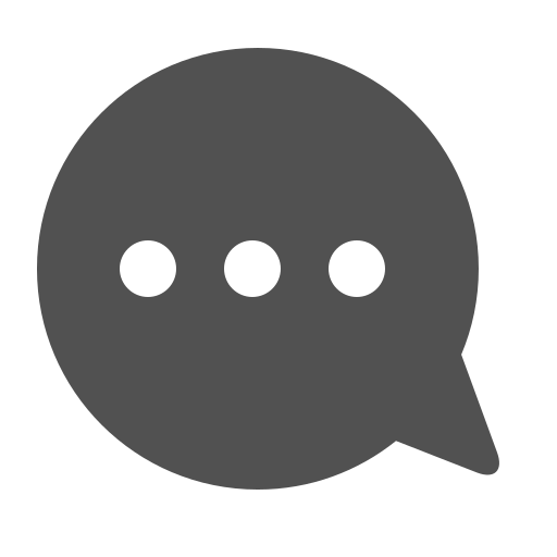 Bubble, chat, chat bubble, text, message icon - Free download