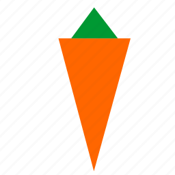 carrot, eat, food, plant, vegetable icon