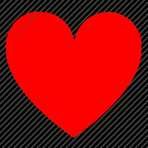 heart, like, love, romantic, sweetheart icon
