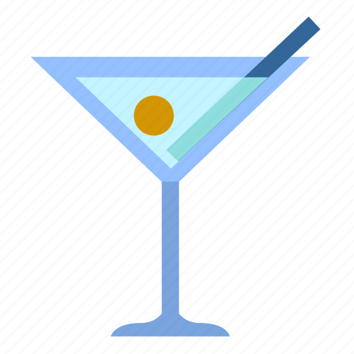 alcohol, coctail, drink, martini, party icon
