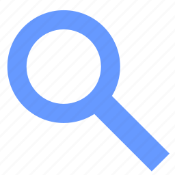 find, loop, magnifier, search icon
